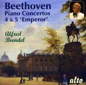 Beethoven /  Piano Concertos No. 4 & No. 5