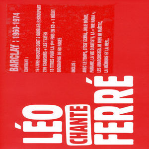 Leo Chante Ferre [Import]