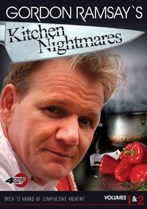 GORDON RAMSAY'S KITCHEN NIGHTMARES: AMERICA Vol. 1-2 [Import]