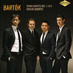 String Quartets Nos 1 3 & 5