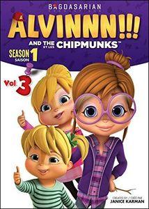 Alvin and the Chipmunks: Season 1 Volume 3