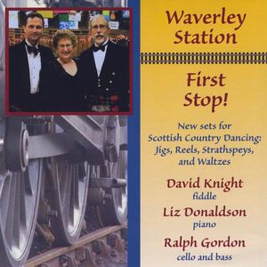 Waverley Station: First Stop!