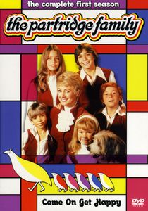 Partridge Family: Complete First Season