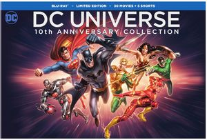 DC Universe: 10th Anniversary Collection (Limited and Numbered Edition)