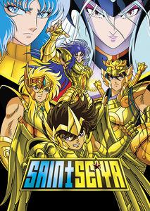 Saint Seiya: Movies 3 and 4