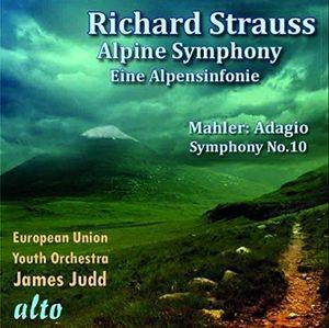 Eine Alpensinfonie /  Adagio From Symphony No. 10