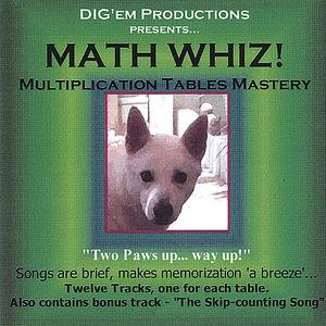 Math Whiz! Multiplication Tables Mastery