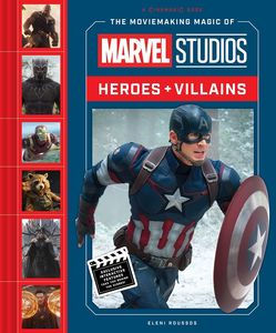 MOVIEMAKING MAGIC OF MARVEL STUDIOS