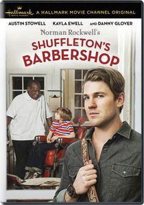 Norman Rockwell's Shuffleton's Barbershop