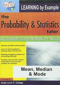 Mean,median and Mode