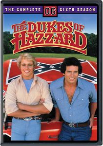 The Dukes of Hazzard: The Complete Sixth Season