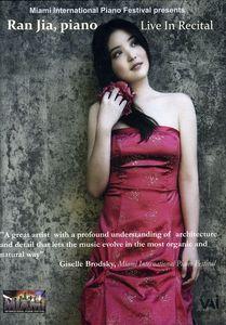 Ran Jia Live in Recital