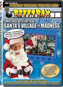 Rifftrax Santas Village of Nadness