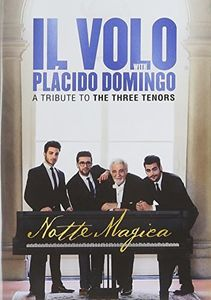 Notte Magica: Tribute to Three Tenors (Live) [Import]