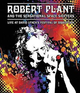 Live At David Lynch's Festival Of Disruption