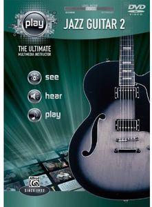 Alfred's PLAY Series Jazz Guitar: Volume 2