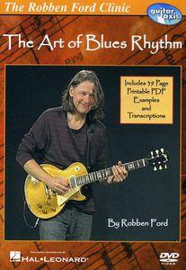 The Art of Blues Rhythm