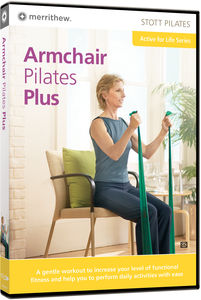 Stott Pilates: Armchair Pilates Plus