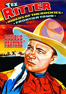 Riders of the Rockies /  Frontier Town
