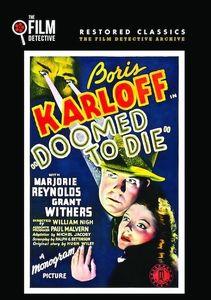 Doomed to Die (Mr. Wong)