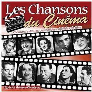 Vol. 3-Les Chansons Du Cinema [Import]