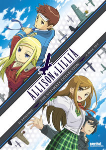 Allison and Lillia: Complete Collection