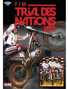 Trials Des Nations 2012