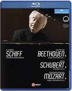 Andras Schiff at Mozartwoche