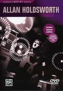 Allan Holdsworth - Alfred's Aritist Series DVD