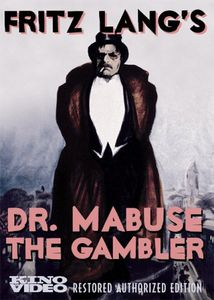 Dr. Mabuse the Gambler, Parts 1 and 2