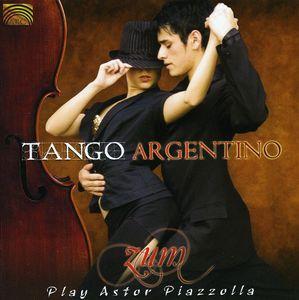 Tango Argentino: Zum Play Astor Piazzolla