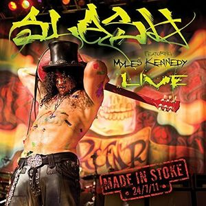 Made in Stoke 24.7.11 [Import]