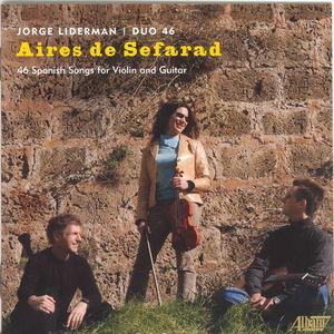 Aires de Sefarad: 46 Spanish Songs for Violin