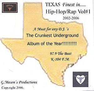Hottest Underground Album of the Year!!!!