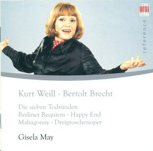 Classic Recordings: Gisela May Performs Kurt Weill