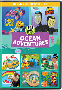 PBS Kids: Ocean Adventures