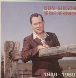 Singer Songwriter 1949-60