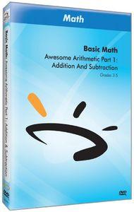 PT. 1: Addition & Subtraction