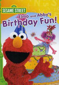Sesame Street: Elmo and Abby's Birthday Fun!