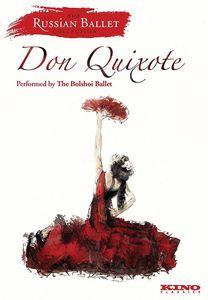 Russian Ballet: Don Quixote