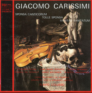 Sponsa Canticorum /  Tolle Sponsa