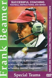 Successful Football Coaching: Framk Beamer - Special Teams