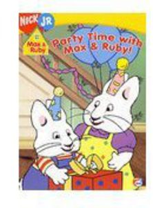 Max And Ruby: Party Time With Max And Ruby [Childrens] [Full Screen][Checkpoint]