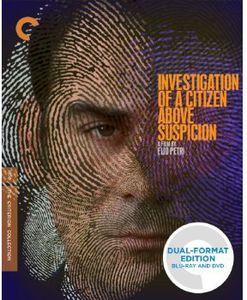 Investigation of a Citizen Above Suspicion (Criterion Collection)