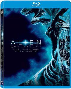 Alien: Quadrilogy