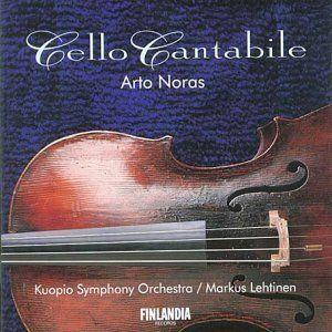 Cello Cantabile (WRKS for Cello & Orch.)