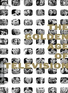 Criterion Collection: Golden Age of Television