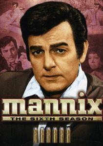 Mannix: The Sixth Season