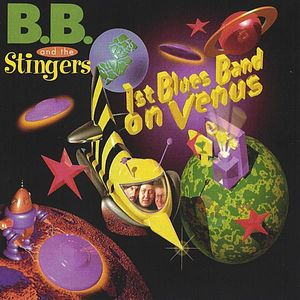 1st Blues Band on Venus