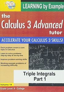 Triple Integrals Part 1